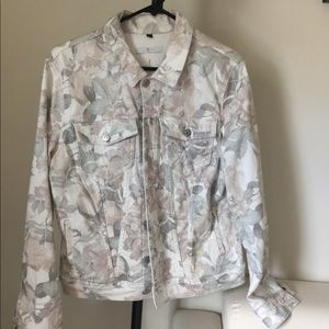 7 For All Mankind denim jacket